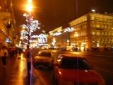 Зимние рейсы. Санкт-Петербург. Невский.